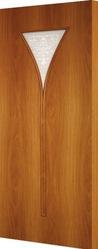 4CХ миланский орех стекло «Сатинато» художественное