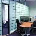 Виды и материалы офисных перегородок